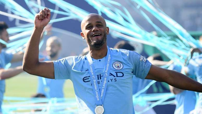 Kompany to put blood in the water for Man City lions