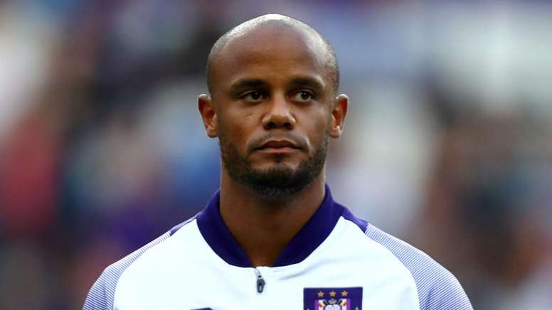 Vincent Kompany will now focus on playing. GOAL