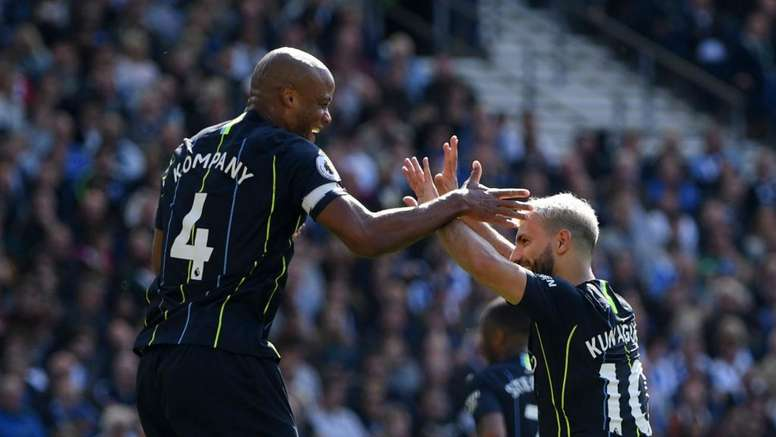 Kompany: Liverpool did not deserve to lose title epic. Goal