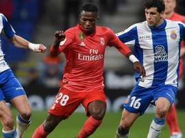 Vinicius happy with Real Madrid role.