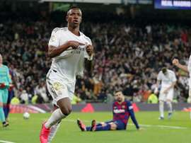 Il Real Madrid vince il Clasico. Goal