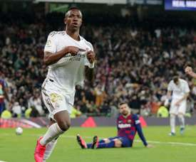 Il Real Madrid vince il Clasico. Goal