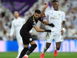 Vinicius Jr. critica duramente a arbitragem da partida. Goal