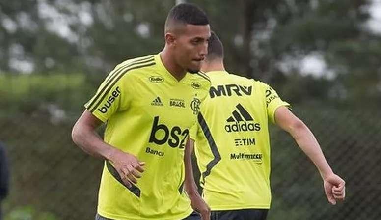 Vinicius Jesus quer o seu próprio Matic. Goal