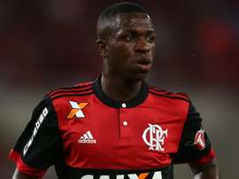 Madrid recruit Vinicius must ignore critics, says Gabriel