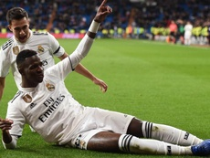 Vinicius making 'huge strides' at Madrid, says Solari