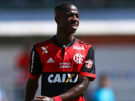 Vinicius Junior showed what Real Madrid can expect on Wednesday. GOAL