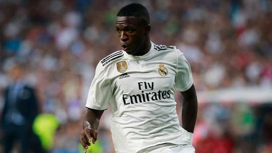 Vinicius will be playing for the club's second team for the coming season. GOAL