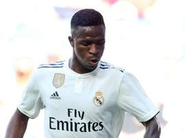 Vinicius: I had a great year. Goal