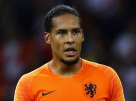Van Dijk was critical of his team's performance in the second period. GOAL