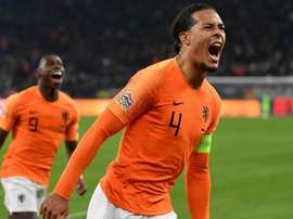 Van Dijk's side will be looking for a repeat performance. GOAL