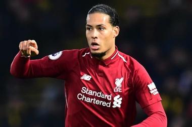 Van Dijk has transformed Liverpool. GOAL