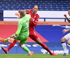 Attentat sur Van Dijk, Pickford pas sanctionné par la FA ! Goal