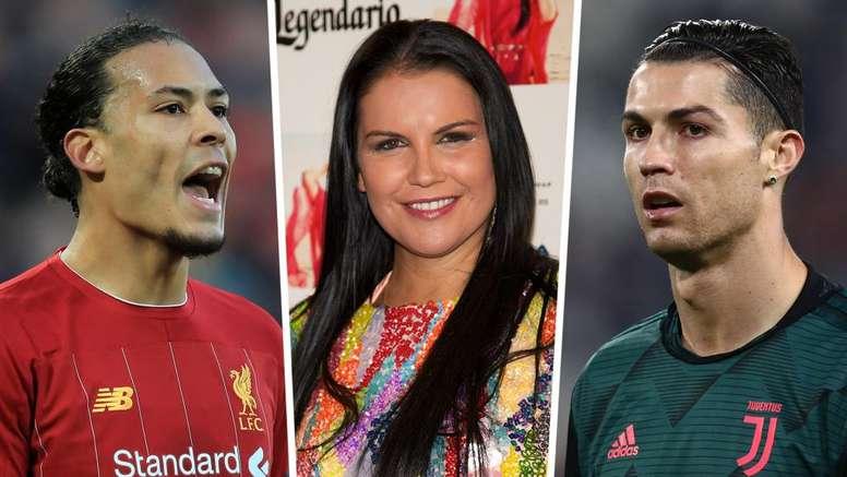 La sorella di Ronaldo contro Van Dijk: 'Una vita frustrata'