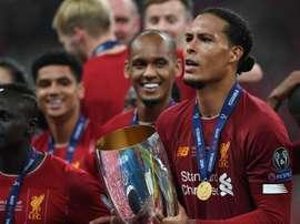 Van Dijk estime que la victoire de Liverpool face à Chelsea est 'extrêmement importante'. GOAL