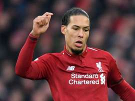 Van Dijk has developed into one of the world's best defenders at Liverpool. GOAL