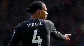 Van Dijk: Reds focused