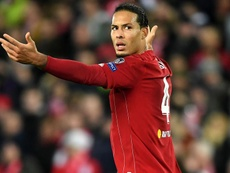 Van Dijk: LFC showed quality again