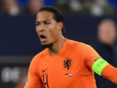 Virgil van Dijk has been backed by ex-teammate Jose Fonte to win the Ballon D'or. GOAL