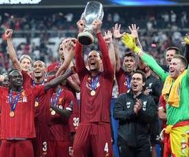 Van Dijk talks up Super Cup win