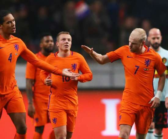 Van Dijk is impressing at both club and international level. GOAL