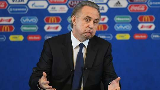 Vitaly Mutko has returned to the Russian football governing body. GOAL