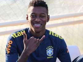 Palmeiras acerta venda de Vitão para o Shakhtar Donetsk. Goal