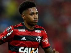 Vitinho Cruzeiro Flamengo. Goal