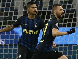 Brozovic Inter Serie A