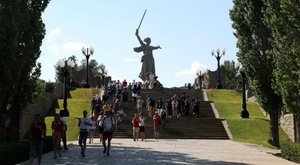 Volgograd hosted various World Cup group stage games. GOAL