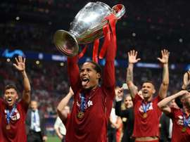 Ballon d'Or: Van Dijk one of seven Liverpool players in running for top award. GOAL