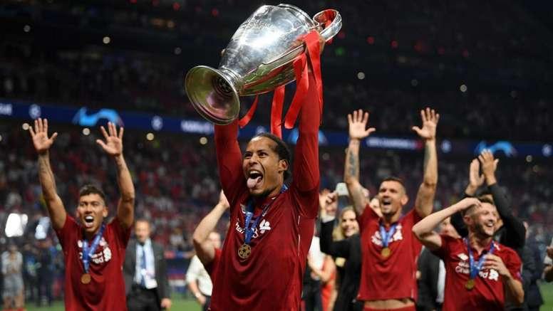 Ballon d'Or: Van Dijk one of seven Liverpool players in running for top award. GOAL