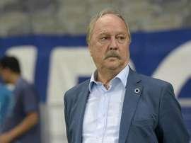 presidente Cruzeiro. Goal