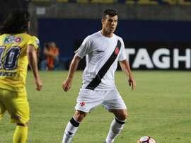 Vasco se prepara para voltar a entrar em cena pela Libertadores. Goal