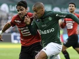 Le duel entre Saint-Etienne et Rennes s'est achevé sans vainqueur. Goal