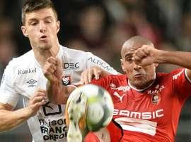 Wahbi Khazri, Rennes-Caen, Ligue 1. GOAL