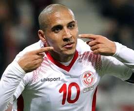 Artilheiro tunisiano pode jogar estreia da Copa. Goal