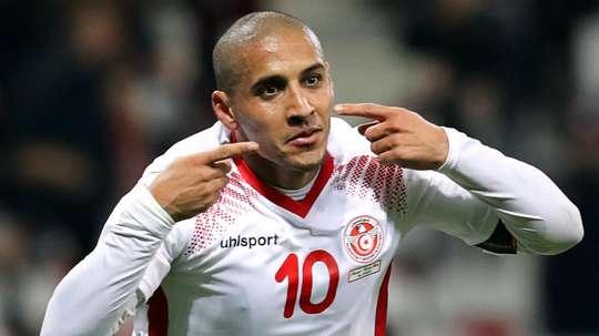 Khazri a rejoint les Verts. Goal