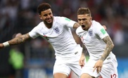 Kyle Walker has stated his desire to play right-back for England. GOAL