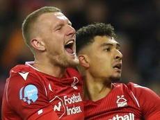 Nottingham Forest sent Leeds to another defeat. GOAL