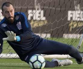 São Paulo nega interesse em Walter. Goal