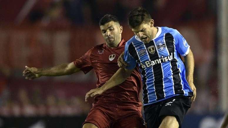 Independiente 1 x 1 Grêmio: Tricolor leva decisão da Recopa para a Arena