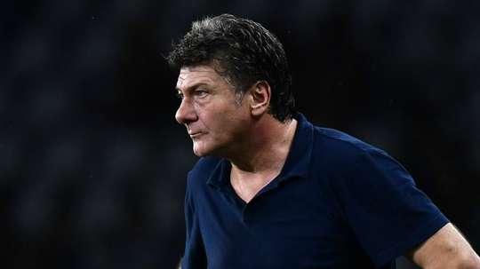 Il tecnico del Torino Mazzarri. Goal