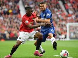 Wan Bissaka says making tackles gives him confidence. GOAL