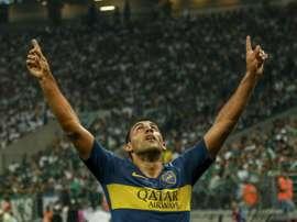 Ábila e Perez são finalistas com o Boca. Goal