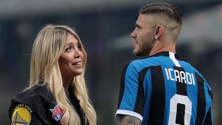 Inter, Icardi vuole allenamenti completi: Wanda Nara valuta mosse legali