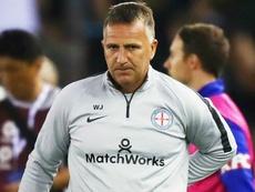 Joyce leaves Melbourne City