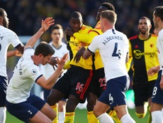 Tottenham n'avance plus. goal