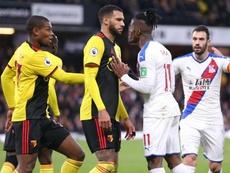 Report: Watford 0-0 Palace. GOAL