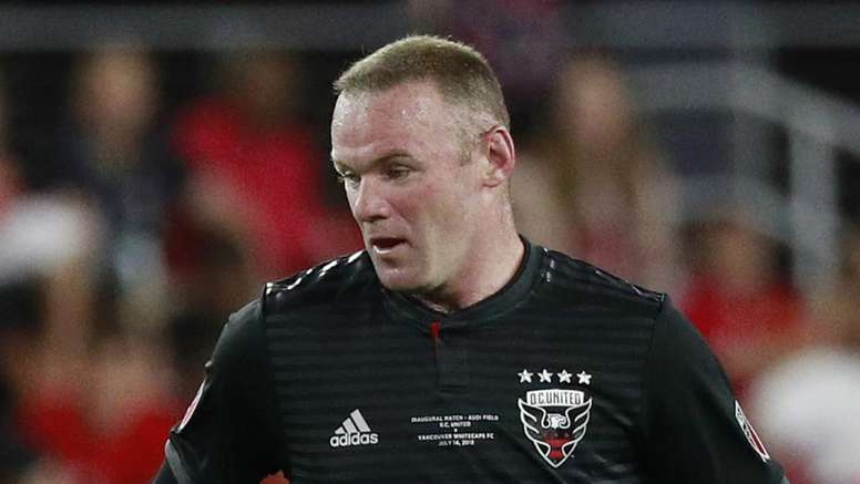 Rooney is after the MLS Cup before leaving DC United. GOAL